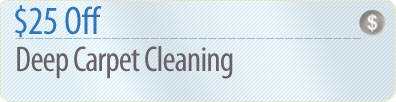 Cleaning Coupons | $25 off deep cleaning | Queens Rug Cleaners